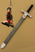Final Fantasy Type-0 Queen Cosplay Sword