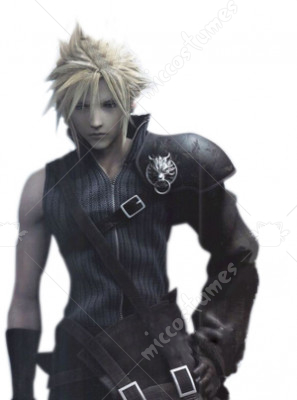 Final Fantasy VII Cloud Strife Cosplay Costume