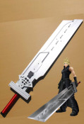 Final Fantasy VII Cloud Strife Cosplay Fusion Swords