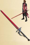 Final Fantasy VII Genesis Cosplay Sword