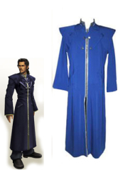 Final Fantasy VII Reeve Tuesti Cosplay Costume
