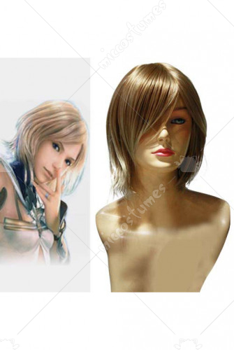 Final Fantasy XII Ashe Cosplay Wig