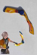 Final Fantasy XIII Hope Estheim Cosplay Boomerang