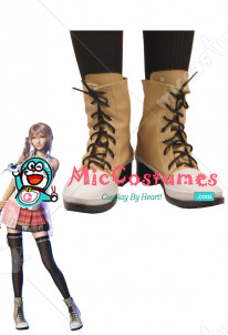 Final Fantasy XIII Serah Cosplay Shoes