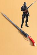 Final Fantasy XIV Heirsbane Cosplay Gunblade