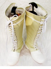 Final Fantasy Yuffie Kisaragi Cosplay Boots