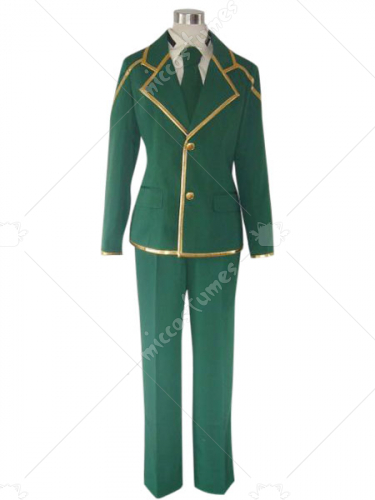 Formal Harukanaru Toki no Naka de 4 Nagi Cosplay Costume