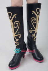 Frozen Princess Anna Cosplay Shoes