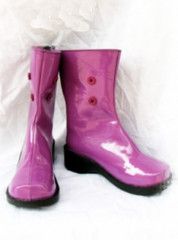Fuchsia Fate Stay Night Elia Cosplay Boots