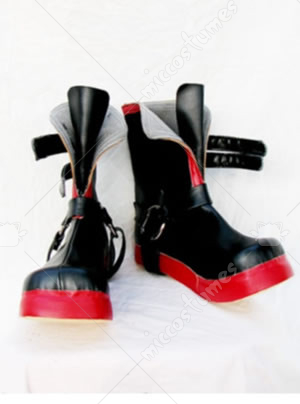 Fullmetal Alchemist Edward Cosplay Shoes Boots