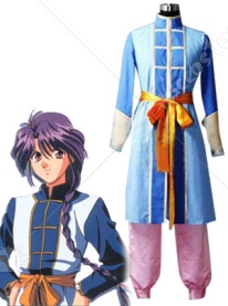 Fushigi Yuugi The Mysterious Play Nuriko Cosplay Costume