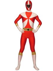 Future Warrior Spandex Zentai Suit