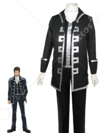 Gintama Silver Soul School Uniform