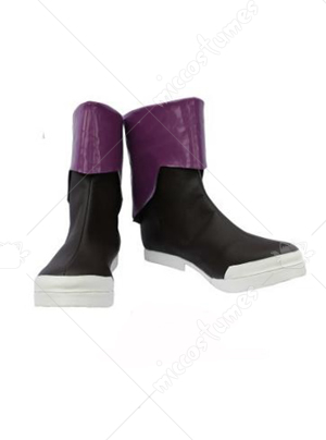 Gundam Seed Flay Allster Cosplay Shoes Boots