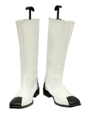 Gundam Seed Zaft Cosplay Shoes Boots