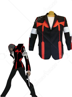 Gungrave Brandon Heat Cosplay Costume