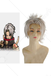 Hack Haseo Cosplay Perruque