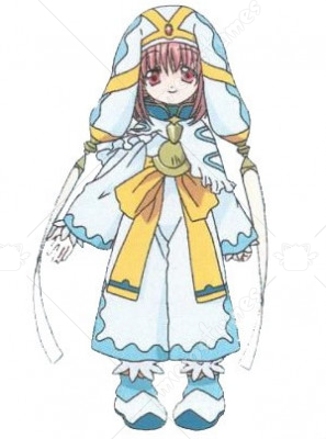 Hack Legend of the Twilight Mireille Kids Cosplay Costume