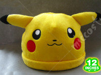 Lovely Pokemon Pikachu Cosplay Hat