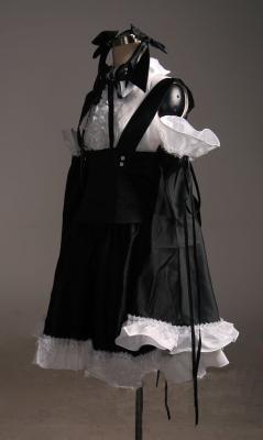 Hatsune Miku Gothic Cosplay Costume