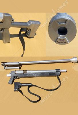 hellsing seras victoria cosplay gun rifle sku 2014052007 customer    Hellsing Seras Gun