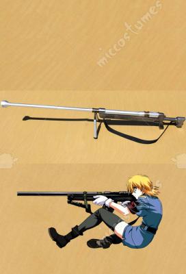 Hellsing Seras Victoria Cosplay Gun RifleHellsing Seras Gun