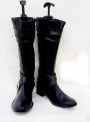 Hitman Reborn Mukuro Rokudo Cosplay Shoes Boots