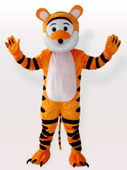 Hobbes Tiger Adult Mascot Costume