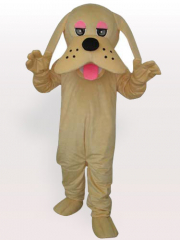 Hound Dog Adult Mascot Costume