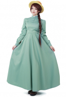 [Free US Economy Shipping] Howls Moving Castle Sophie Cosplay Costume