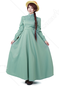 Howls Moving Castle Sophie Cosplay Costume