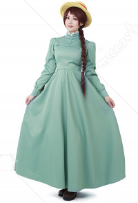 Howl's Moving Castle Sophie Cosplay Costume
