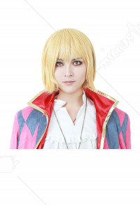 Howl's Moving Castle Cosplay Perruque de Howl