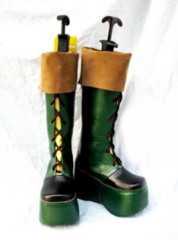 Hunter X Hunter Gon Freecss Cosplay Boots