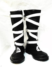 Hunter X Hunter Lucifer Cosplay Boots