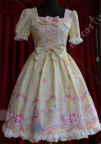 Infanta Dolly House Lolita Dress
