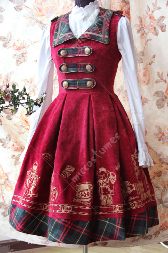 Infanta Charlies Toy Factory Lolita Dress
