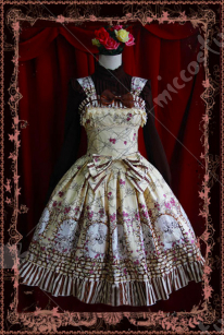 Infanta Lolita Sleeping Beauty Dress