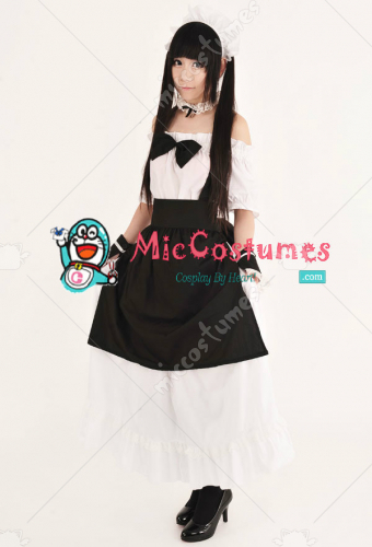 Japanese Princess Maid Costume