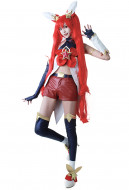 League of Legends Star Guardian Jinx Cosplay Costume
