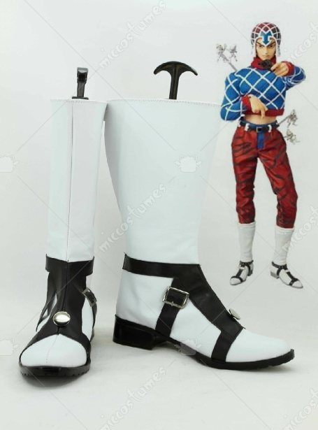 JOJO Guido Mista Cosplay Shoes
