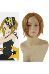 K on Ritsu Tainaka Cosplay Wig