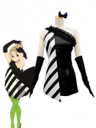 K On Tsumugi Kotobuki Cosplay Mini Dress