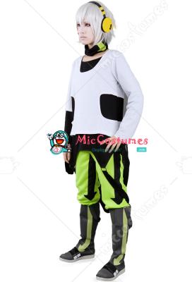 Kagerou Project Konoha Haruka Kokonose Cosplay Costume