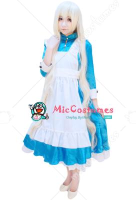 Kagerou Project Marry Kozakura Cosplay Costume