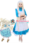 Kagerou Project Marry Kozakura Cosplay Costume