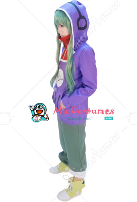 Kagerou Project Tsubomi Kido Cosplay Costume