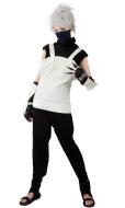 Naruto Hatake Kakashi Anbu Cosplay Costume