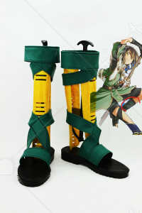Kaku-San-Sei Million Arthur the Power of Magic Arthur Cosplay Shoes