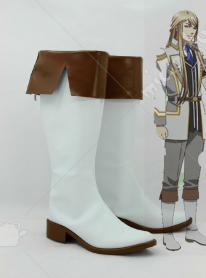 Kamigami no Asobi Balder Hringhorniv Cosplay Shoes